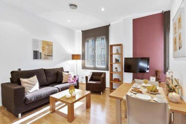 Fisa Rentals Ramblas Apartments - фото 4