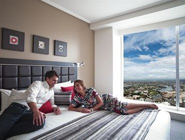 Guesthouse Meriton Suites World Tower
