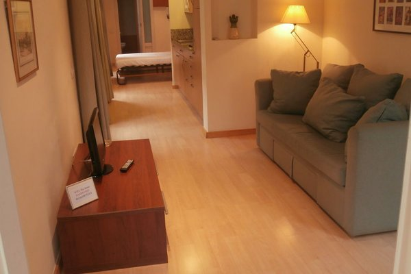 Apartaments Sant Jordi Santa Anna 2 - фото 8