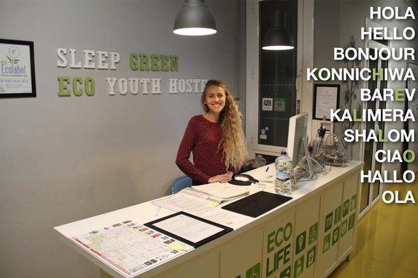 Sleep Green - Certified Eco Youth Hostel - фото 21