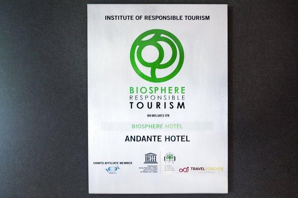 Andante Hotel - фото 16