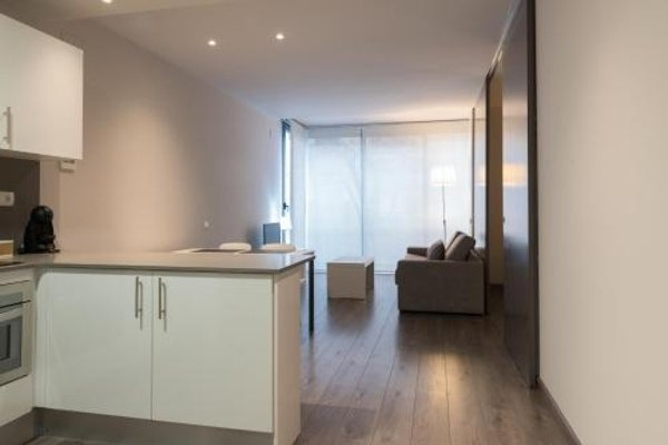 Espais Blaus Apartments - фото 16