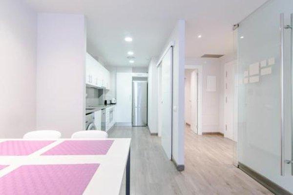 Espais Blaus Apartments - фото 19