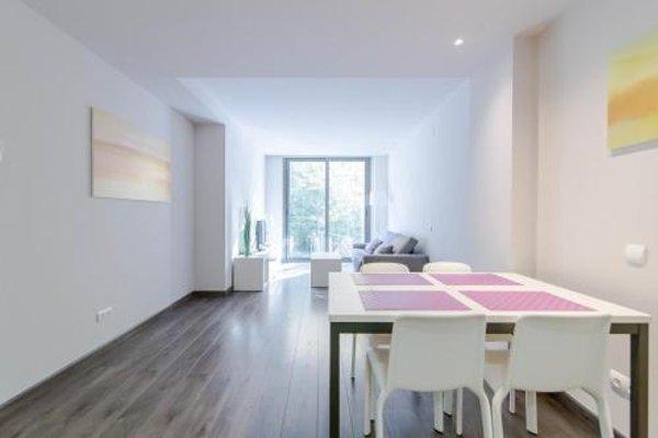 Espais Blaus Apartments - фото 21