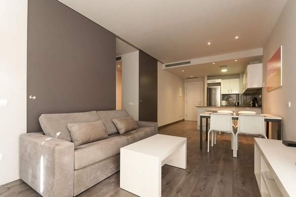 Espais Blaus Apartments - фото 6