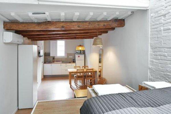 Barcelona Mercaders Apartments - фото 50