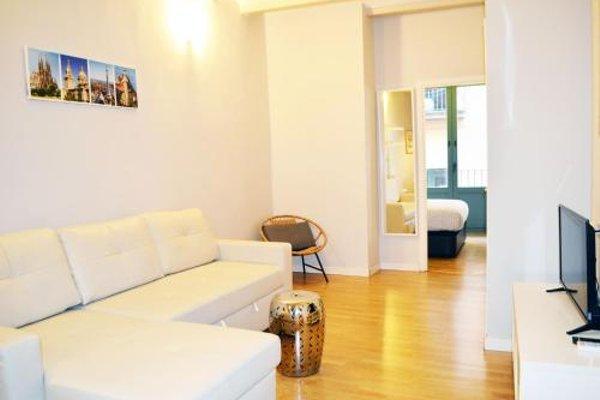 Barcelona Mercaders Apartments - фото 6