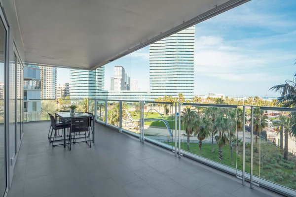 Rent Top Apartments Beach-Diagonal Mar - фото 20
