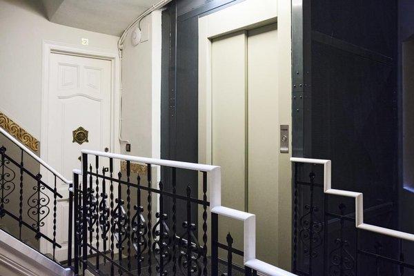 AinB Eixample-Miro Apartments - фото 4