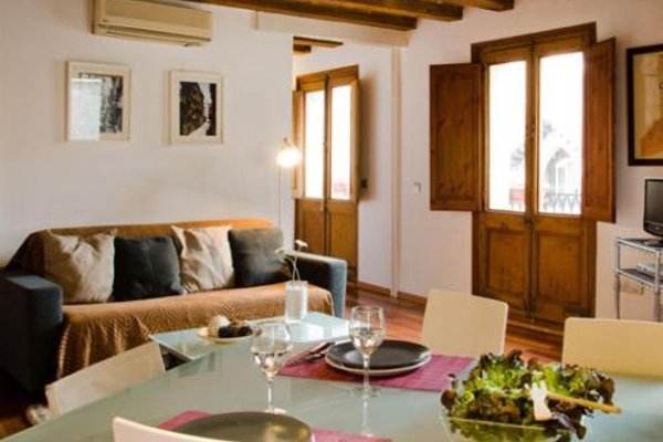 Ripoll Apartments - фото 16