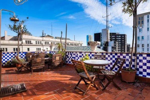 Apartamentos El Pintor - фото 14