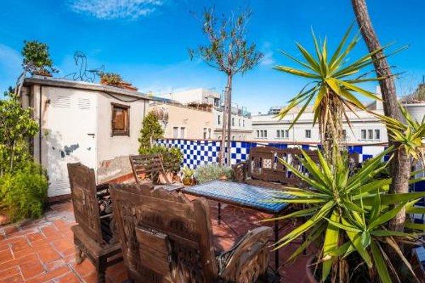 Apartamentos El Pintor - фото 23