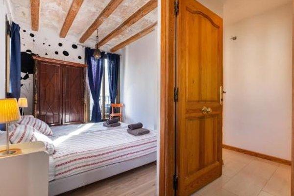 Apartamentos El Pintor - фото 7