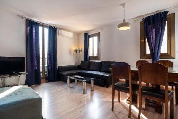 Apartamentos El Pintor - фото 9