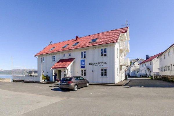 Brygga Hotel - фото 21