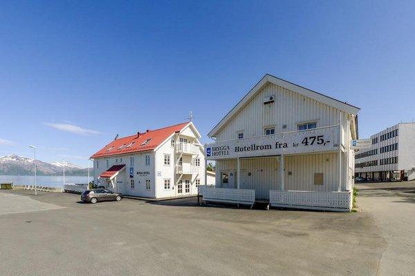 Brygga Hotel - фото 22