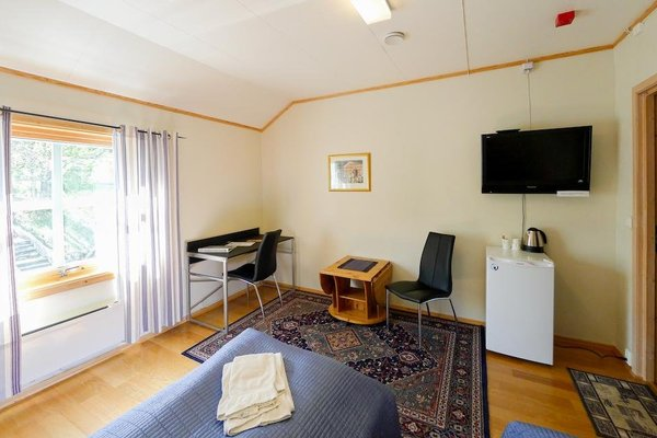 Brygga Hotel - фото 7