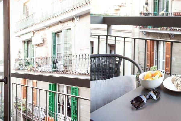 Gracia Bas Apartments Barcelona - фото 46
