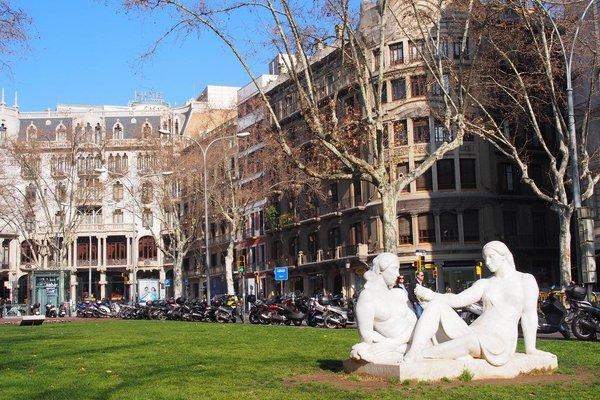 Gracia Bas Apartments Barcelona - фото 22