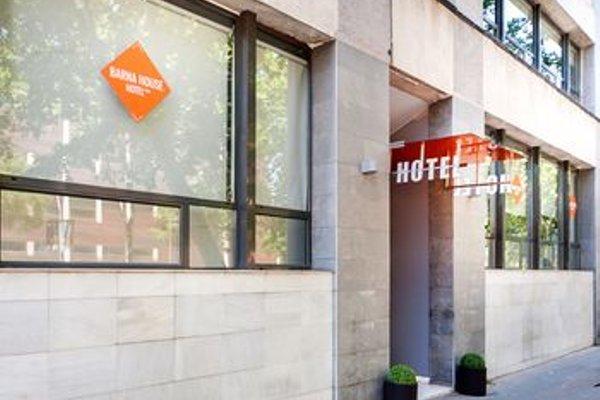 Отель BarcelonaGO - фото 23