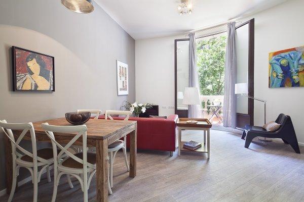 Aspasios Rambla Catalunya Suites - фото 16