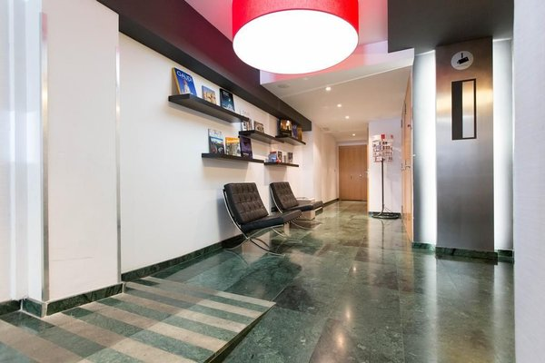 AinB Sagrada Familia Apartments - фото 18