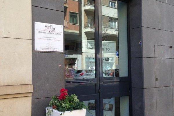 AinB Sagrada Familia Apartments - фото 22