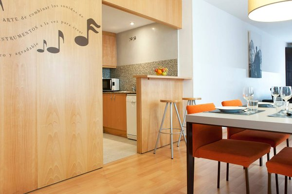 MH Apartments Opera Rambla - фото 11