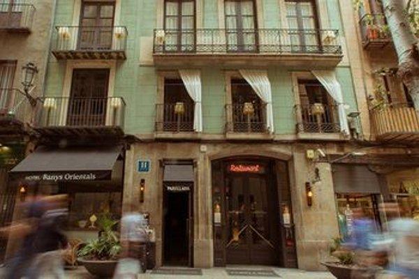 Hotel Banys Orientals - фото 22