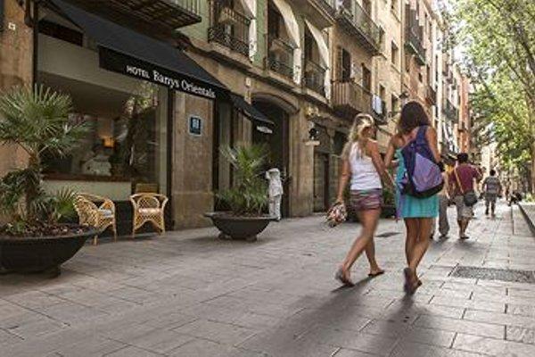Hotel Banys Orientals - фото 23