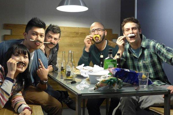 Don Moustache Boutique Hostel - фото 14
