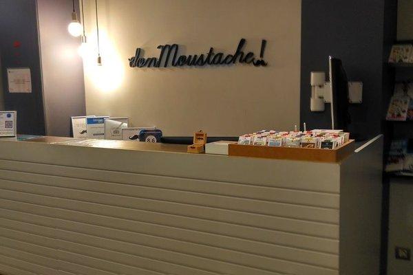 Don Moustache Boutique Hostel - фото 16