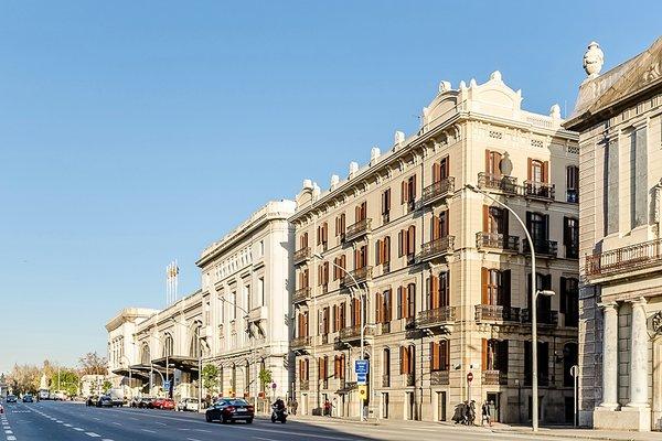 Hotel Ciutadella Barcelona - фото 22
