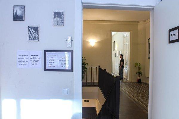 360 Hostel Barcelona - фото 13