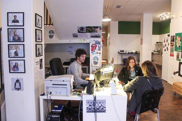 360 Hostel Barcelona - фото 20