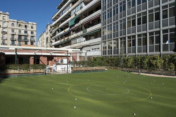 Отель Catalonia Barcelona Golf - фото 21