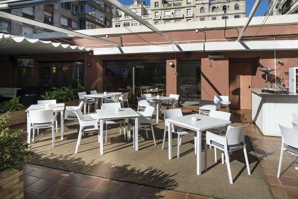 Отель Catalonia Barcelona Golf - фото 11