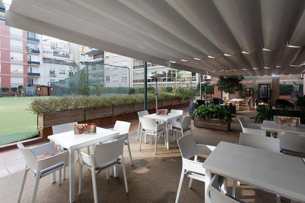 Отель Catalonia Barcelona Golf - фото 13