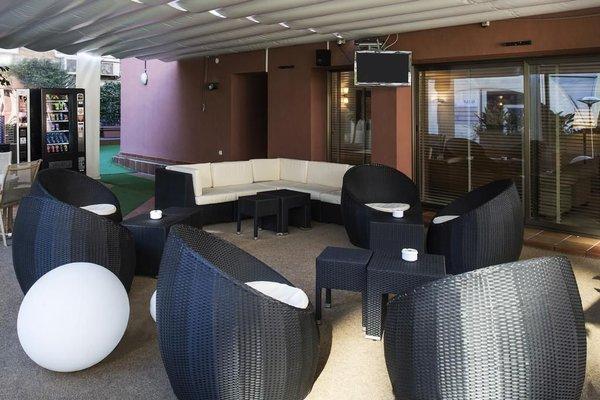 Отель Catalonia Barcelona Golf - фото 16
