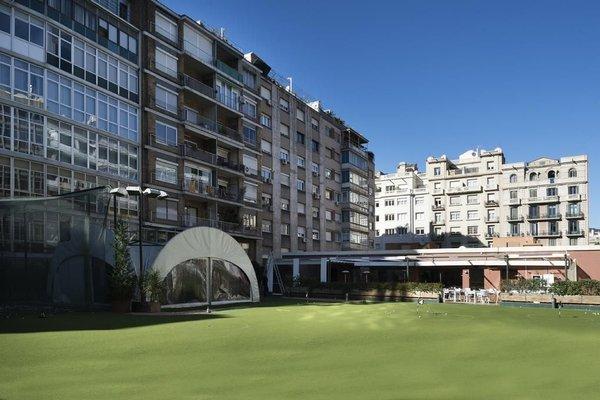 Отель Catalonia Barcelona Golf - фото 20