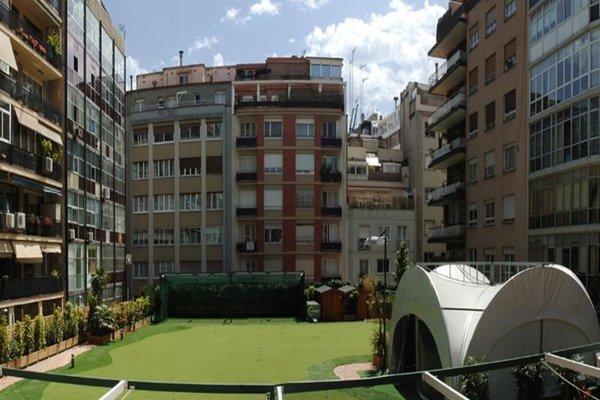 Отель Catalonia Barcelona Golf - фото 23