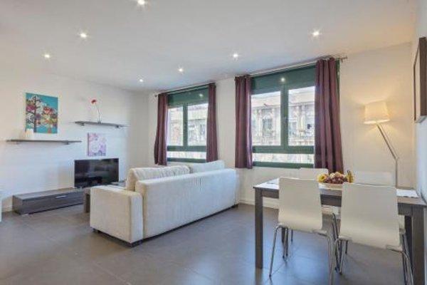 Barcelona Comtal Apartments - 9