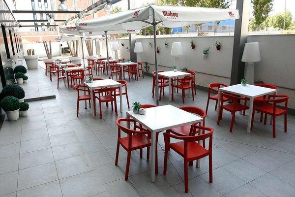 Travelodge Barcelona Poblenou - фото 8