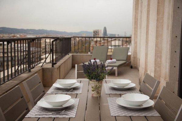 Paseo de Gracia Bas Apartments Barcelona - 22