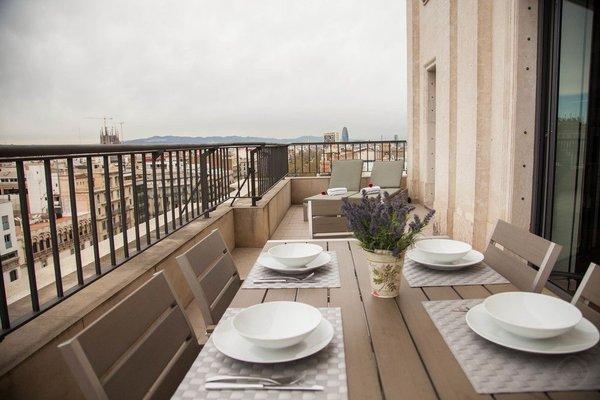 Paseo de Gracia Bas Apartments Barcelona - 23