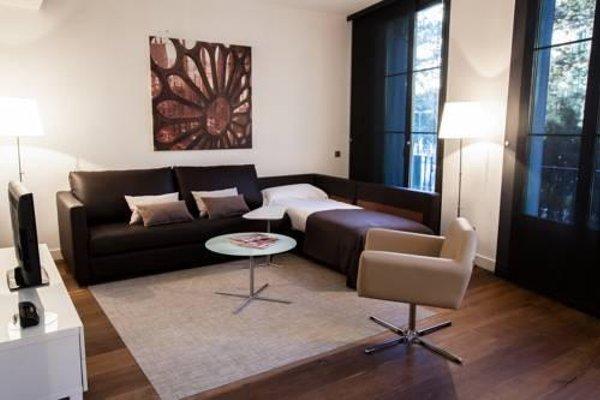 Izaka Apartments Passeig de Gracia - Diagonal - фото 10