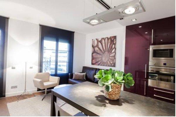 Izaka Apartments Passeig de Gracia - Diagonal - фото 7