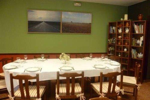 Hostal Restaurante Pirineos - фото 14