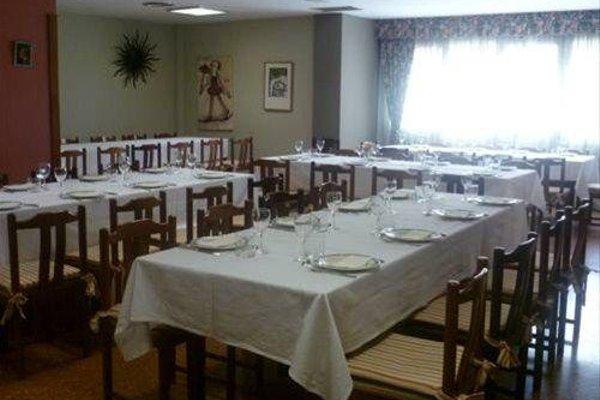 Hostal Restaurante Pirineos - фото 15