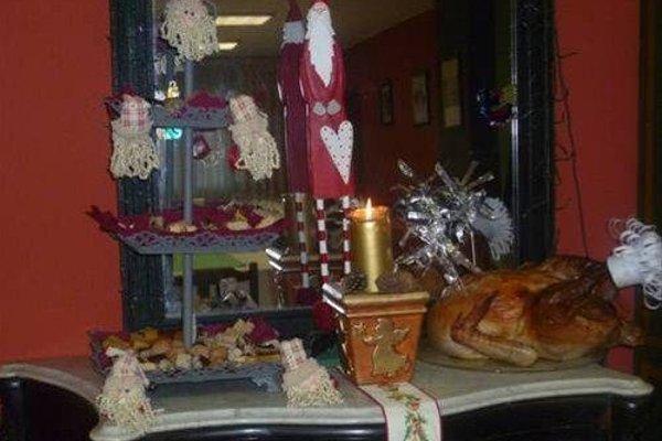 Hostal Restaurante Pirineos - фото 17